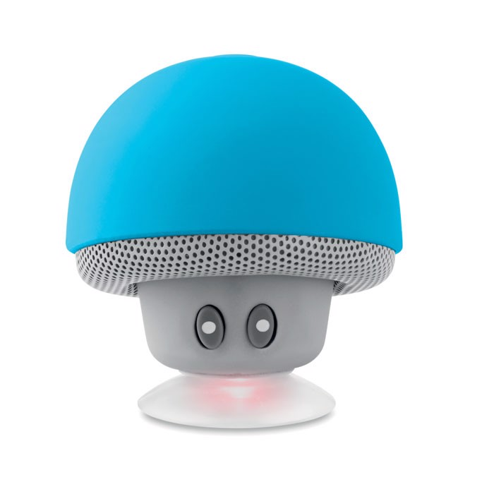Mini BT Lautsprecher Mushroom - türkis