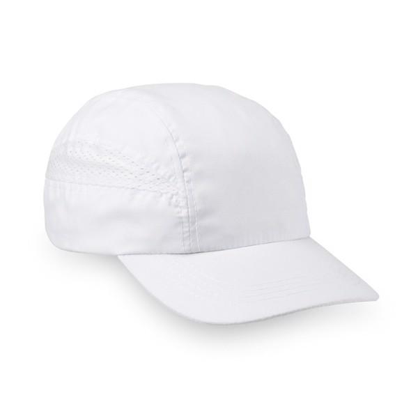 BROWNE. Cap - White