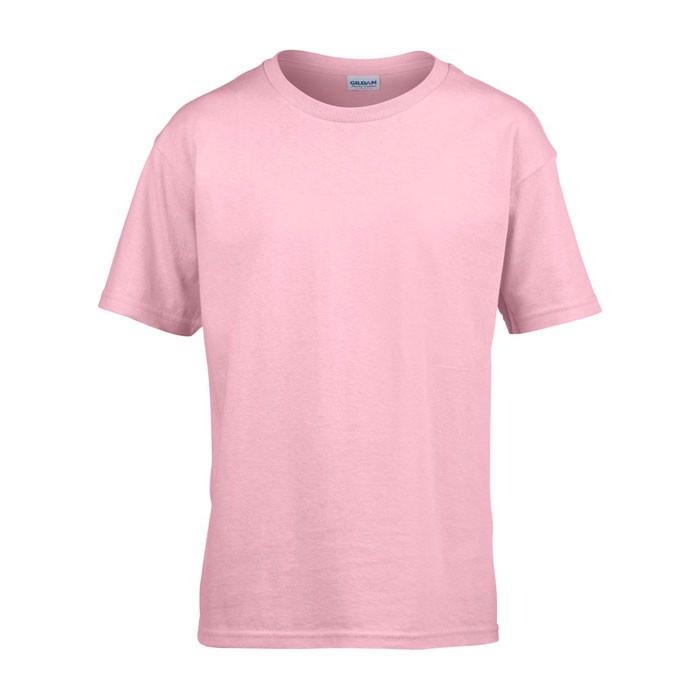 Kids t-shirt 150 g/m² Kids Ring Spun T-Shirt 64000B - Light Pink / XS
