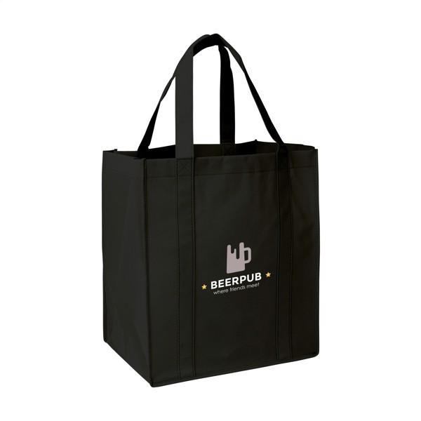 ShopXL Shopping bag - Black