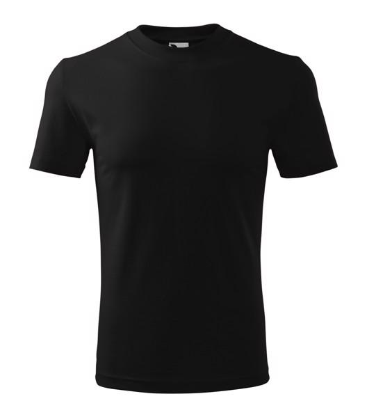 T-shirt unisex Malfini Classic - Black / L