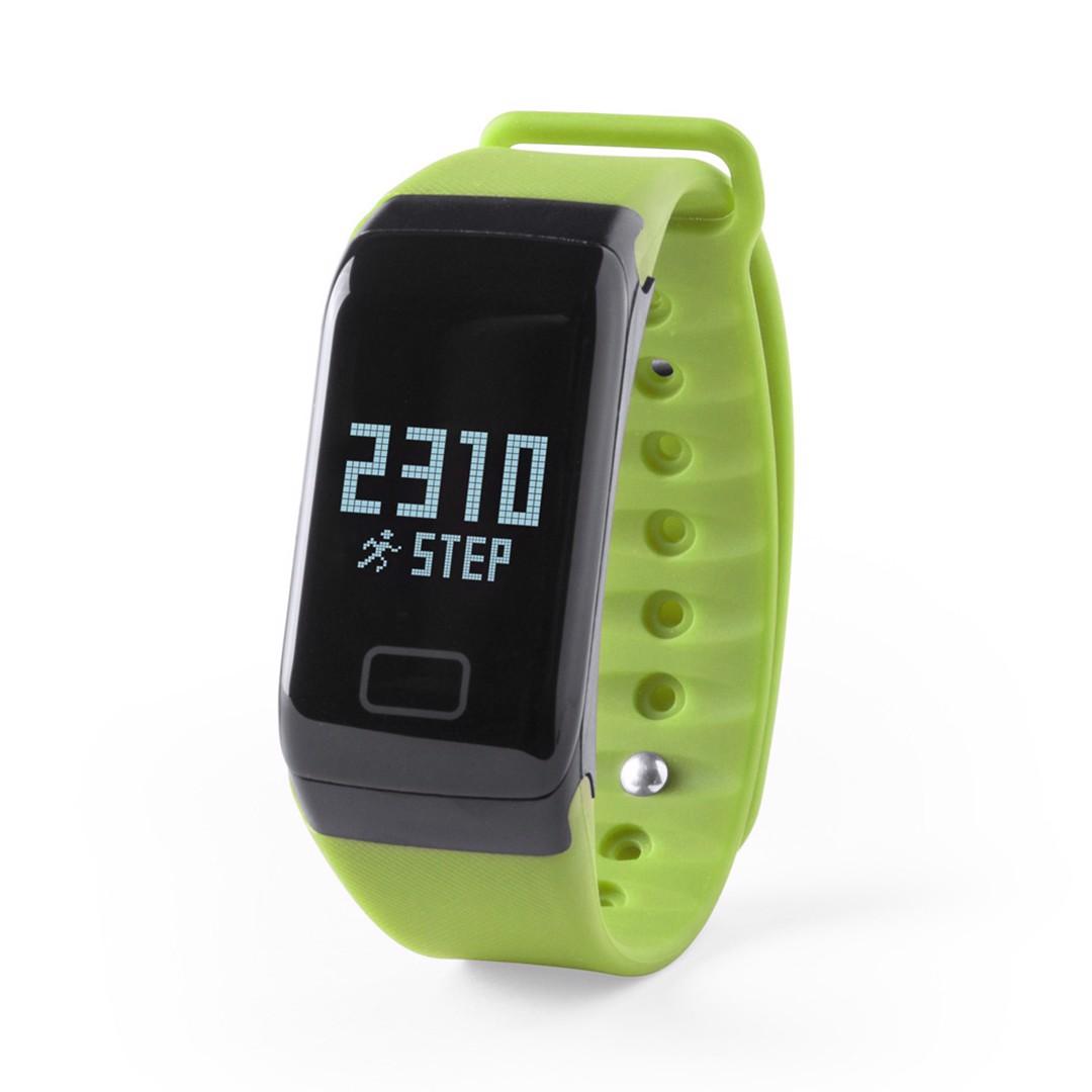 Reloj Inteligente Shaul - Verde Claro