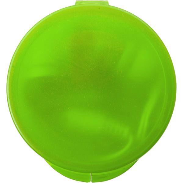 Versa earbuds - Transparent green / White