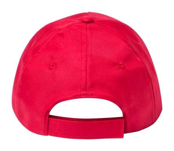 Baseballová Čepice Krox - Červená