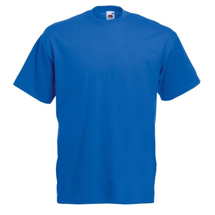 T-shirt 165 g/m² Value Weight T-Shirt 61-036-0 - Royal / L