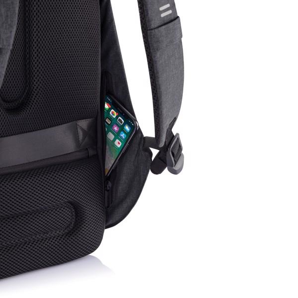 Bobby Hero XL, mochila antirrobo - Negro / Negro
