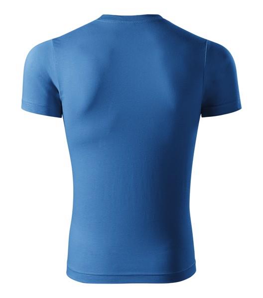 T-shirt unisex Piccolio Paint - Azure Blue / 3XL