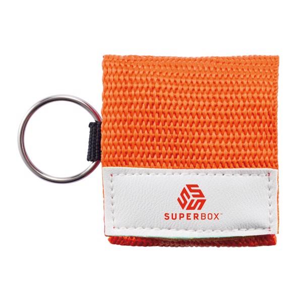Klíčenka smaskou KPR - Oranžová