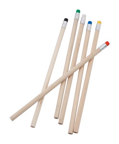 Tužka Togi - Bílá / Přírodní