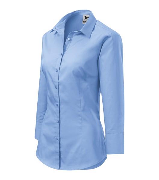 Košile dámská Malfini Style - Nebesky Modrá / 2XL