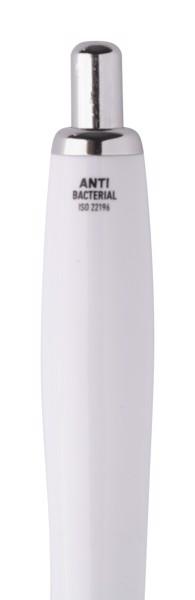 Antibakterijsko pisalo Wumpy Clean - White
