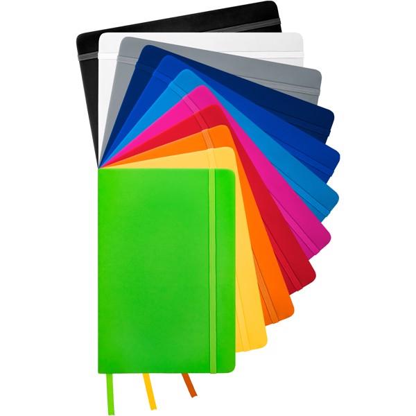 Zápisník s pevnou obálkou A5 Spectrum - Limetkově zelená