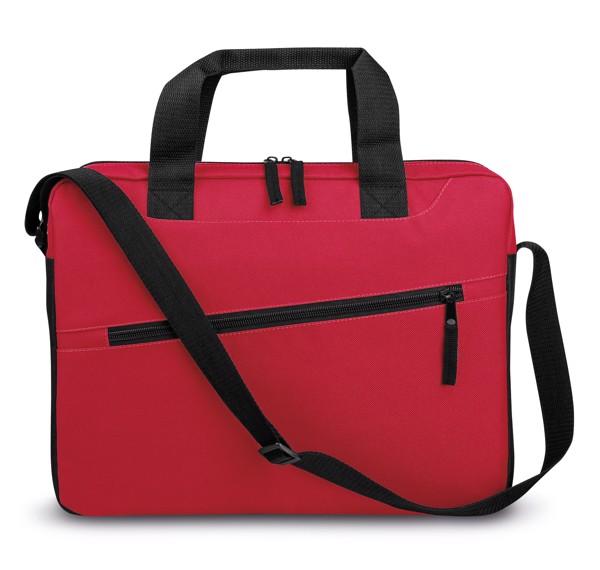 IAN. Taška na notebook - Červená
