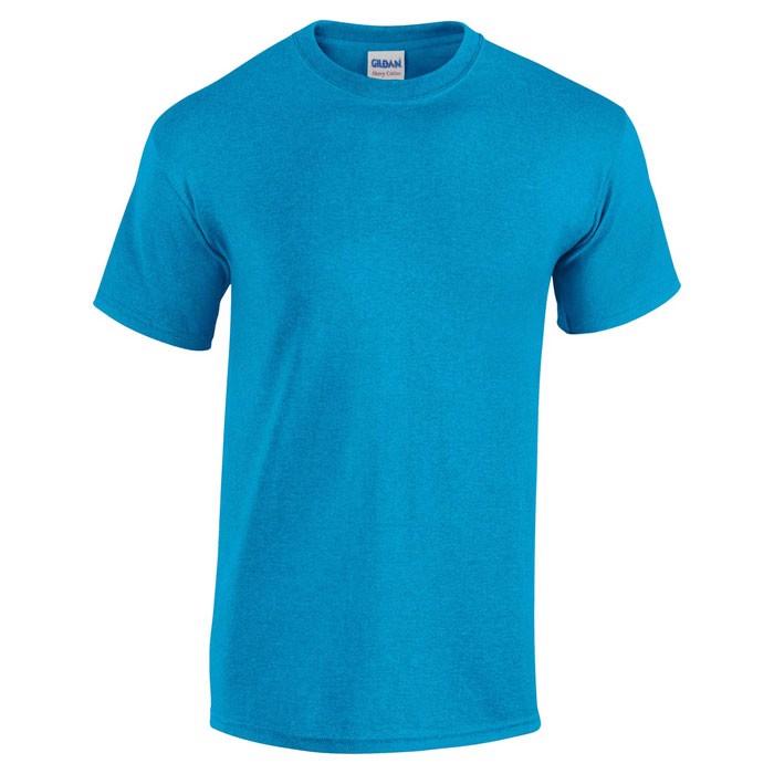 Heavy t-shirt 185 g/m² Heavy T-Shirt 5000 - Heather Sapphire / XL