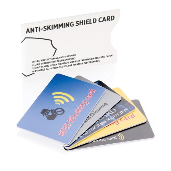Etui za kartice z RFID zaščito