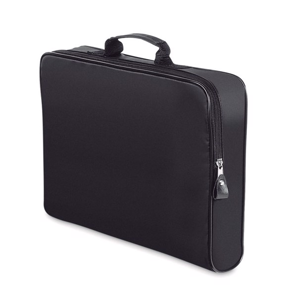 Conference bag with zipper Talor