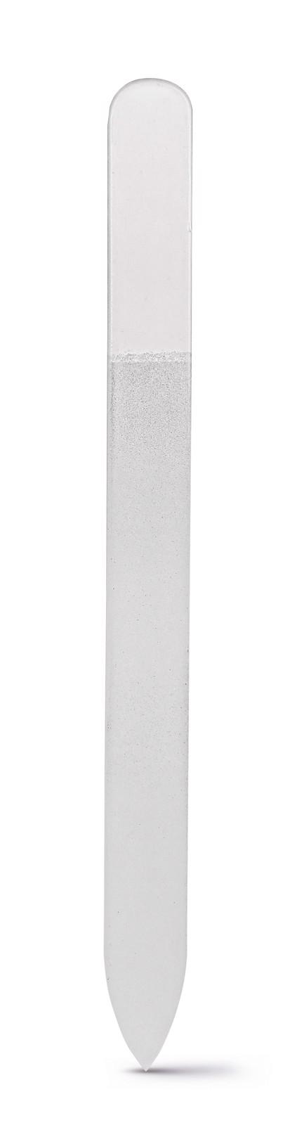 RASPERA. Skleněný pilník na nehty - Transparentní