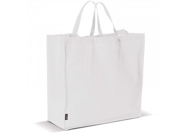 Shopping bag non-woven 75g/m² - White