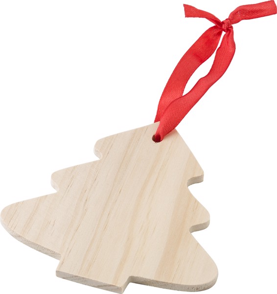 Wooden Christmas ornament Tree