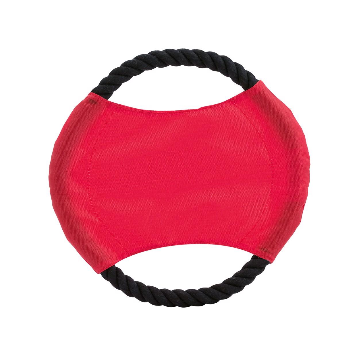 Frisbee Pro Psy Flybit - Červená