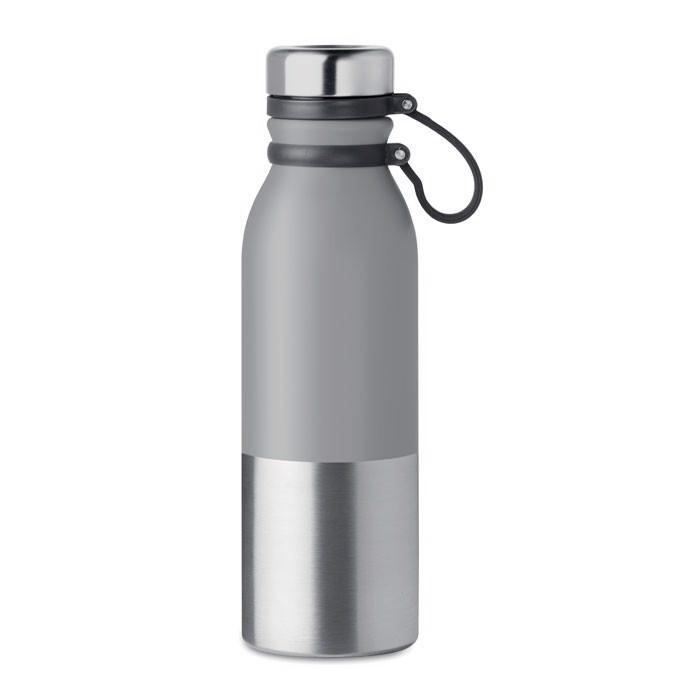 Double wall flask 600 ml Iceland - Grey