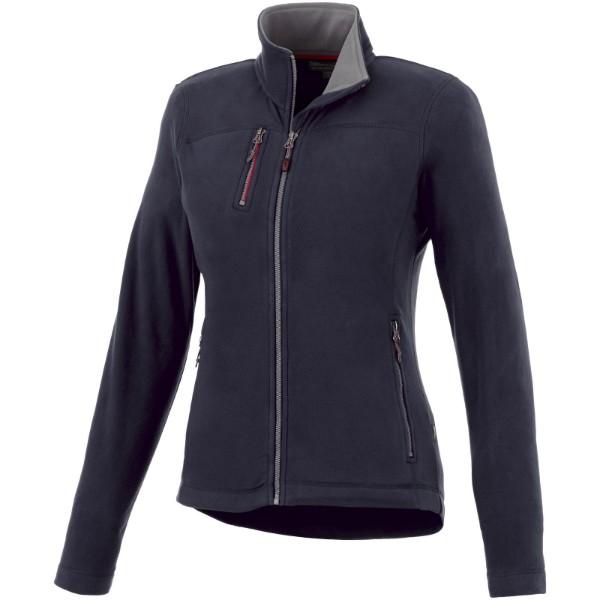 Pitch microfleece ladies jacket - Navy / XXL