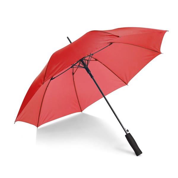 Stuart. Deštník - Červená