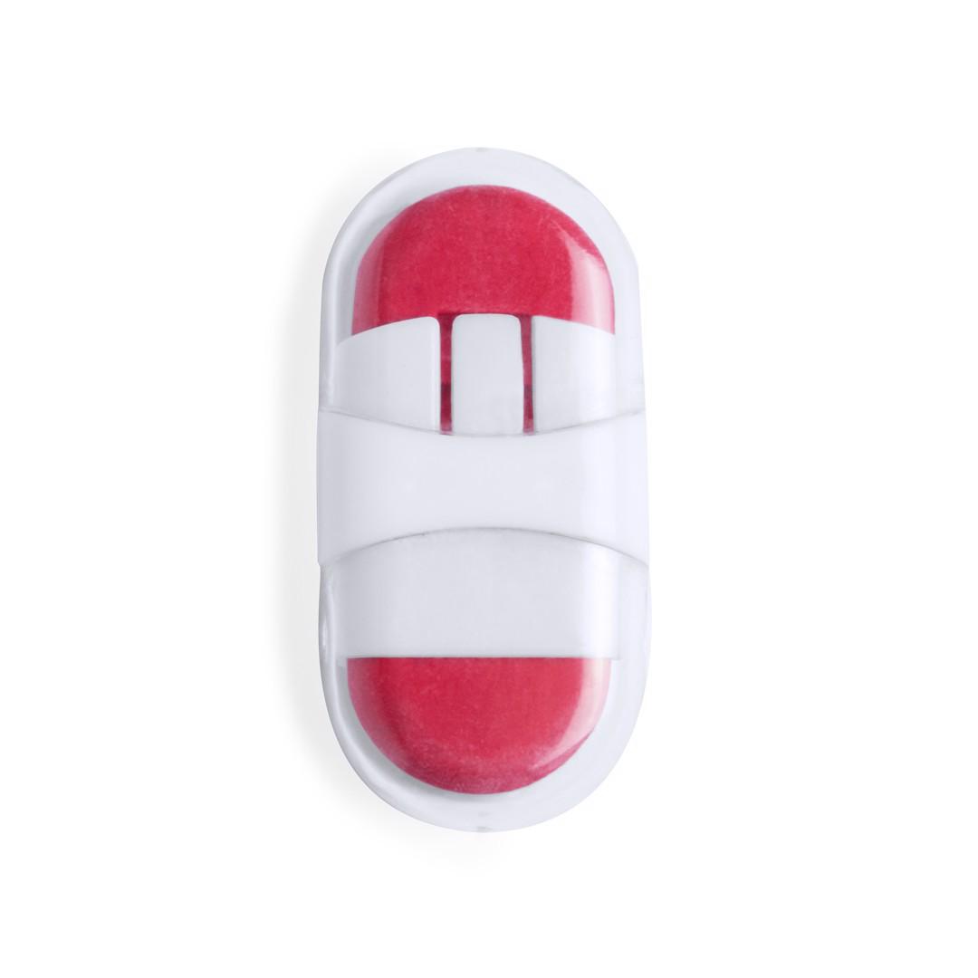 Goma Pulsy - Rojo