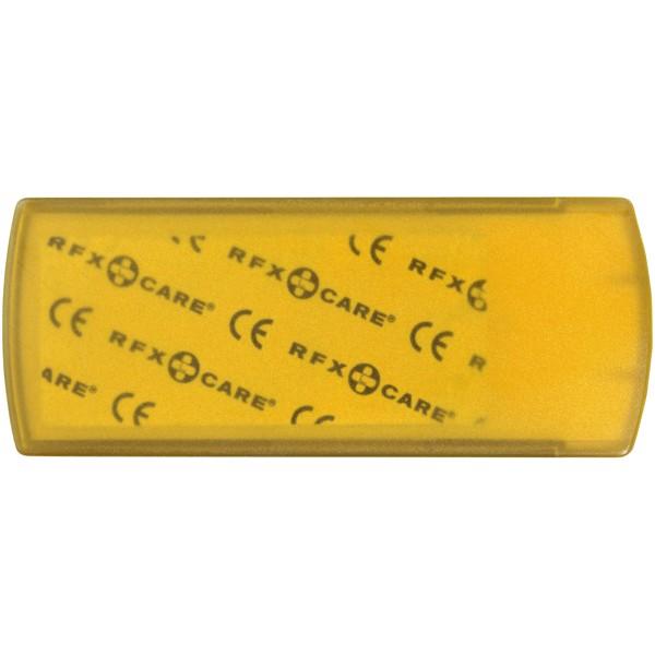 5-elementowy zestaw plastrów Christian - Żółty
