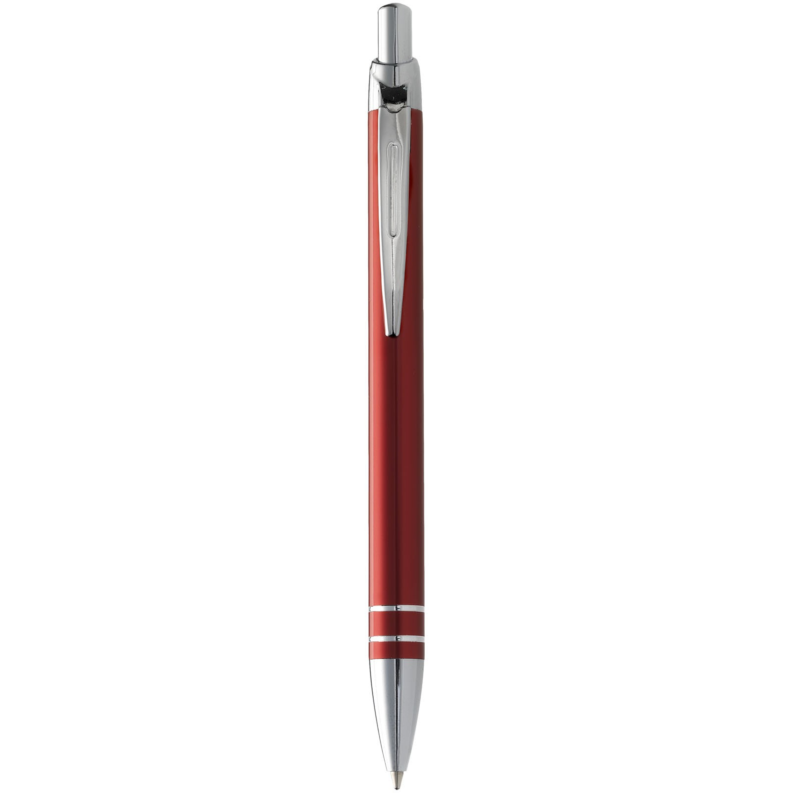 Madrid aluminium ballpoint pen - Red