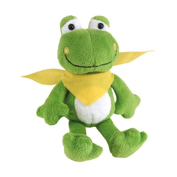 Plyšová Žába Bernd