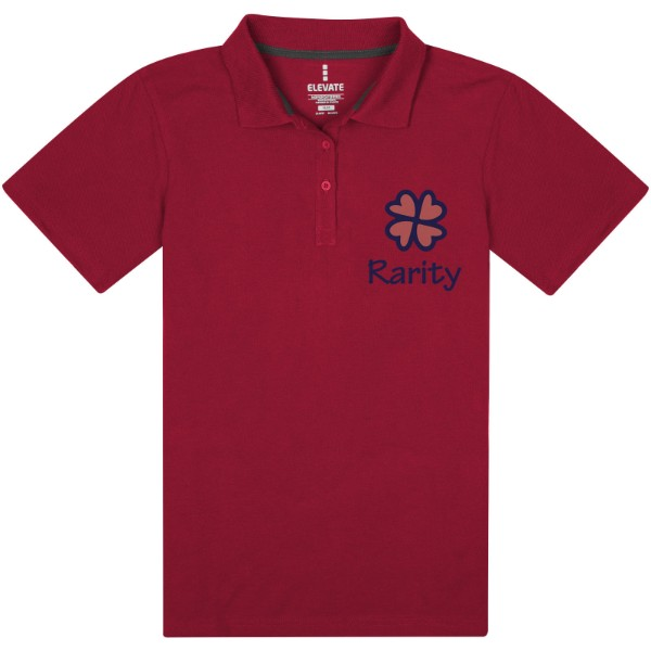Primus short sleeve women's polo - Red / XS