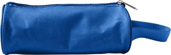 Nylon (600D) pouch - Cobalt Blue