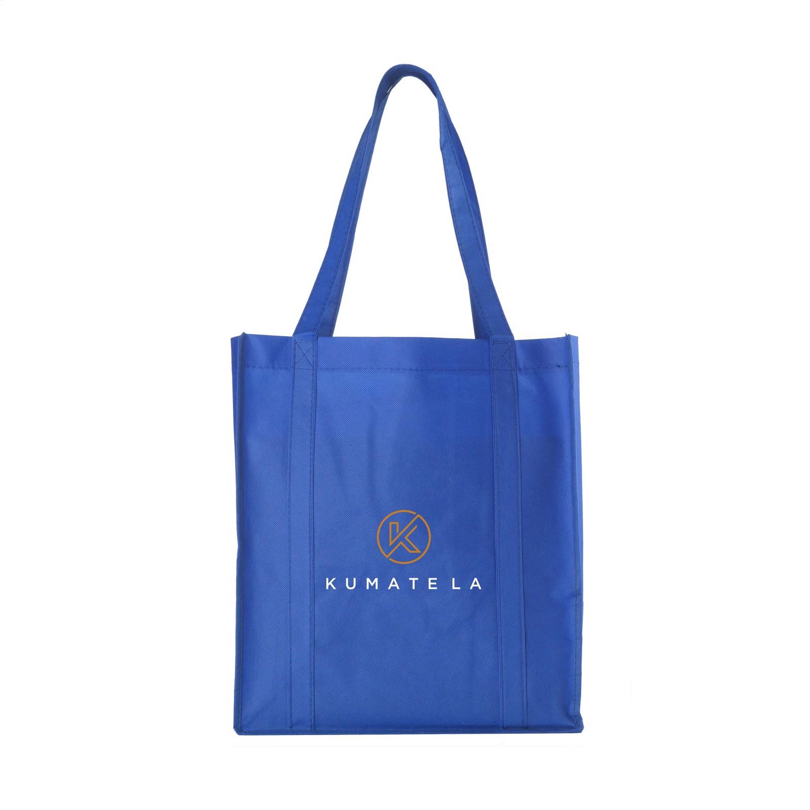 ShopXL Shopping bag - Cobalt Blue