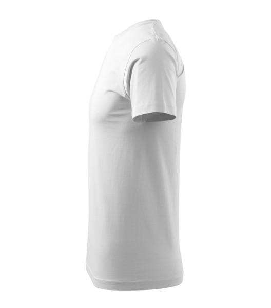 Tričko unisex Malfini Heavy New - Bílá / XL
