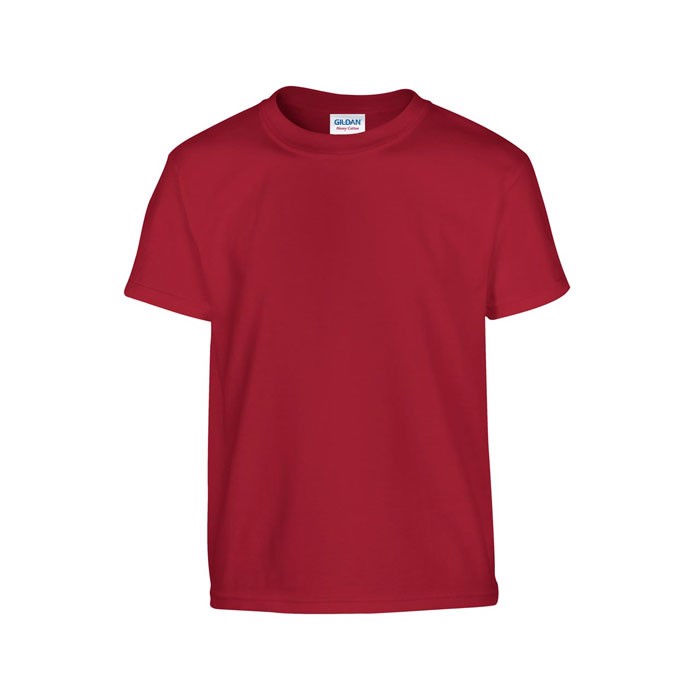 Youth t-shirt 185 g/m² Heavy Youth T-Shirt 5000B - Cardinal Red / S