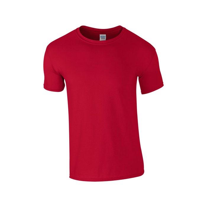 T-Shirt 150 g/m² Ring Spun T-Shirt 64000 - Cherry Red / M