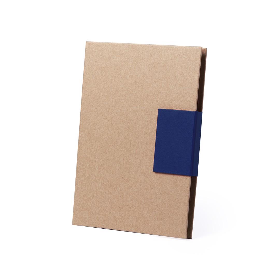 Bloc Notas Ganok - Azul