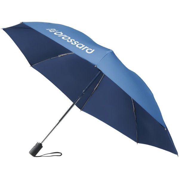 "Callao 23"" foldable auto open reversible umbrella - Navy"