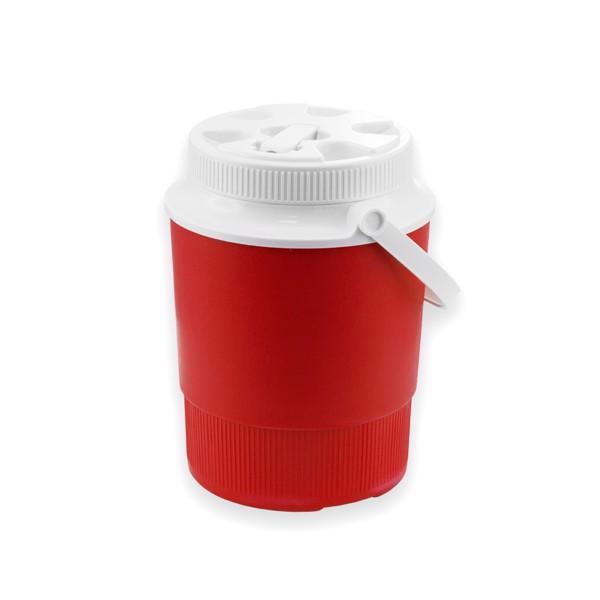Termo Botijo Pacam - Rojo