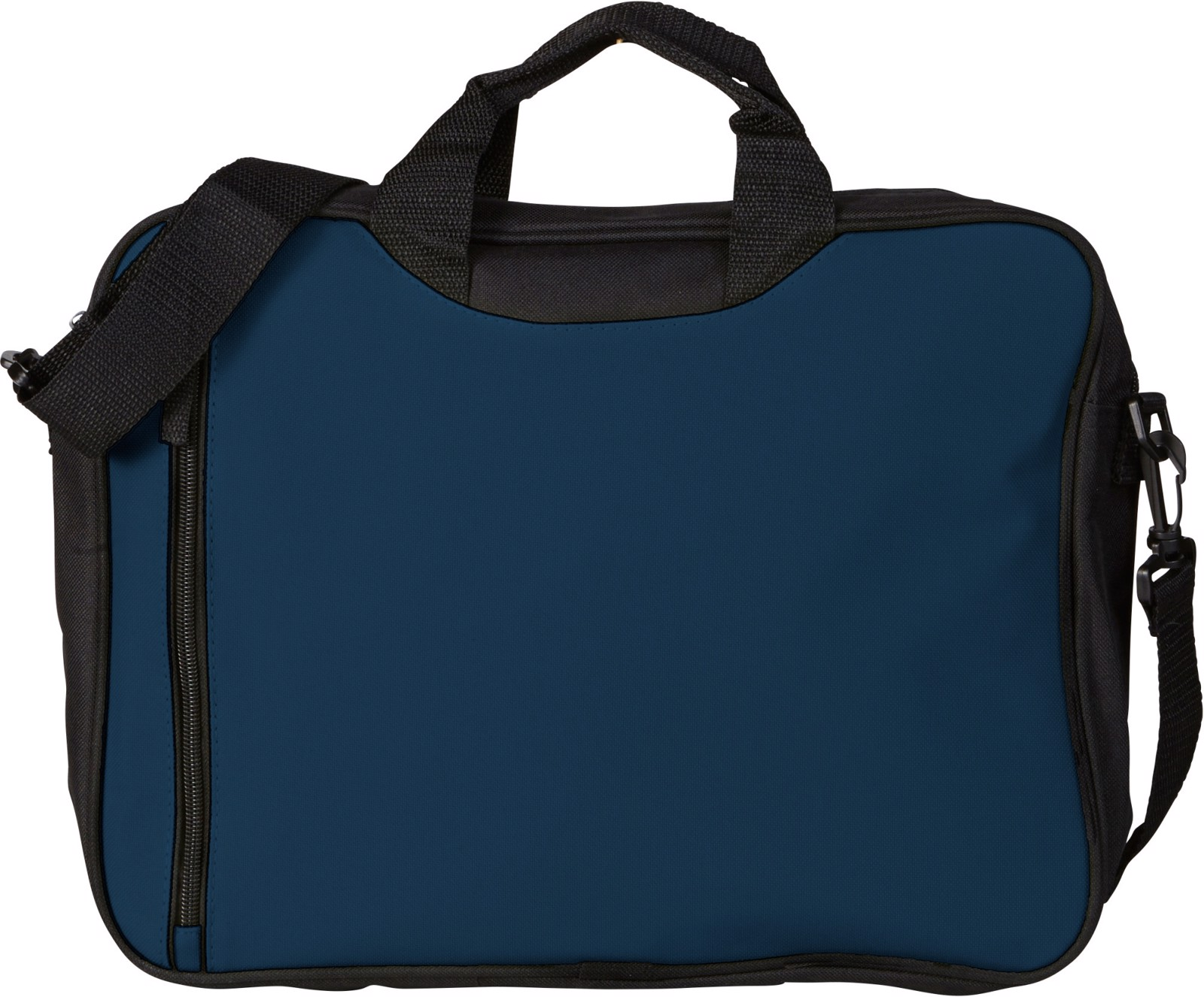 Polyester (600D) shoulder bag - Blue