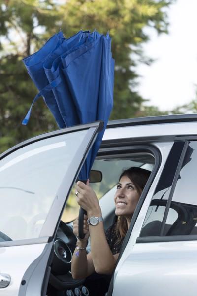 Paraguas Reversible Hamfrey - Marino