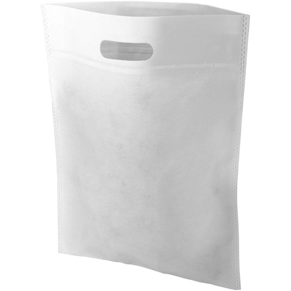 Freedom small convention tote bag - White