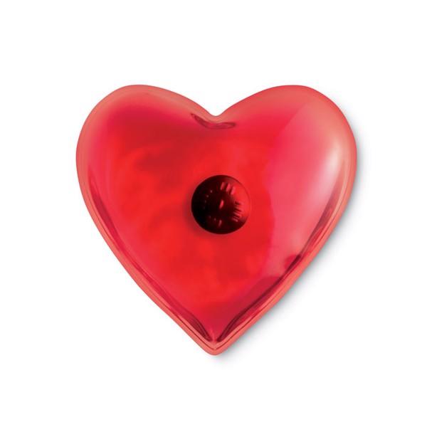 Hand warmer in heart shape Waco