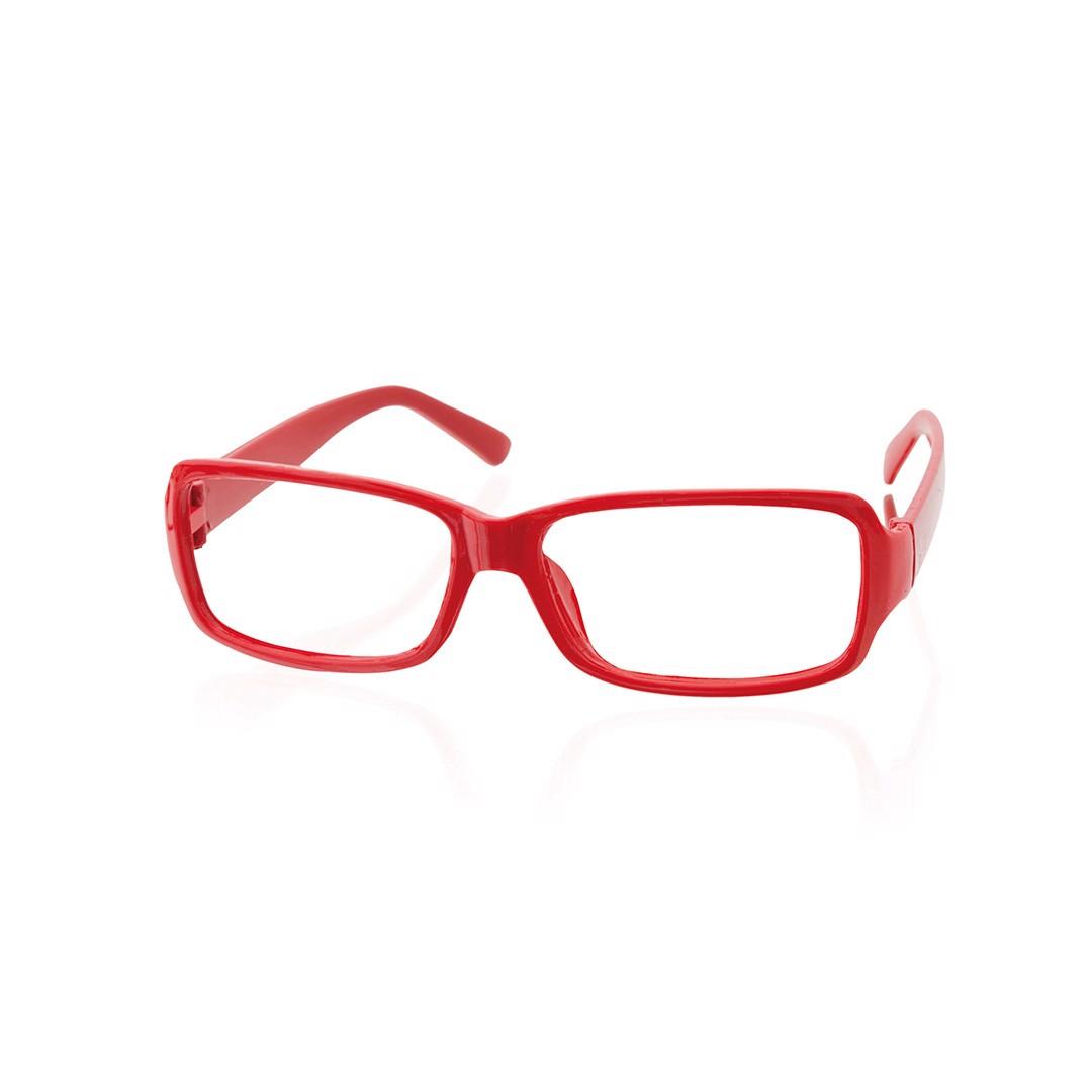 Gafas Sin Cristal Martyns - Rojo