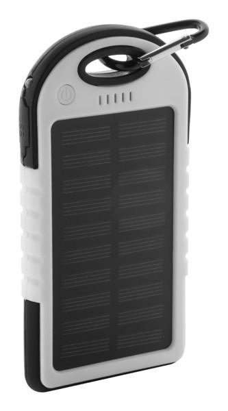 Baterie Externă Lenard - Alb / Negru