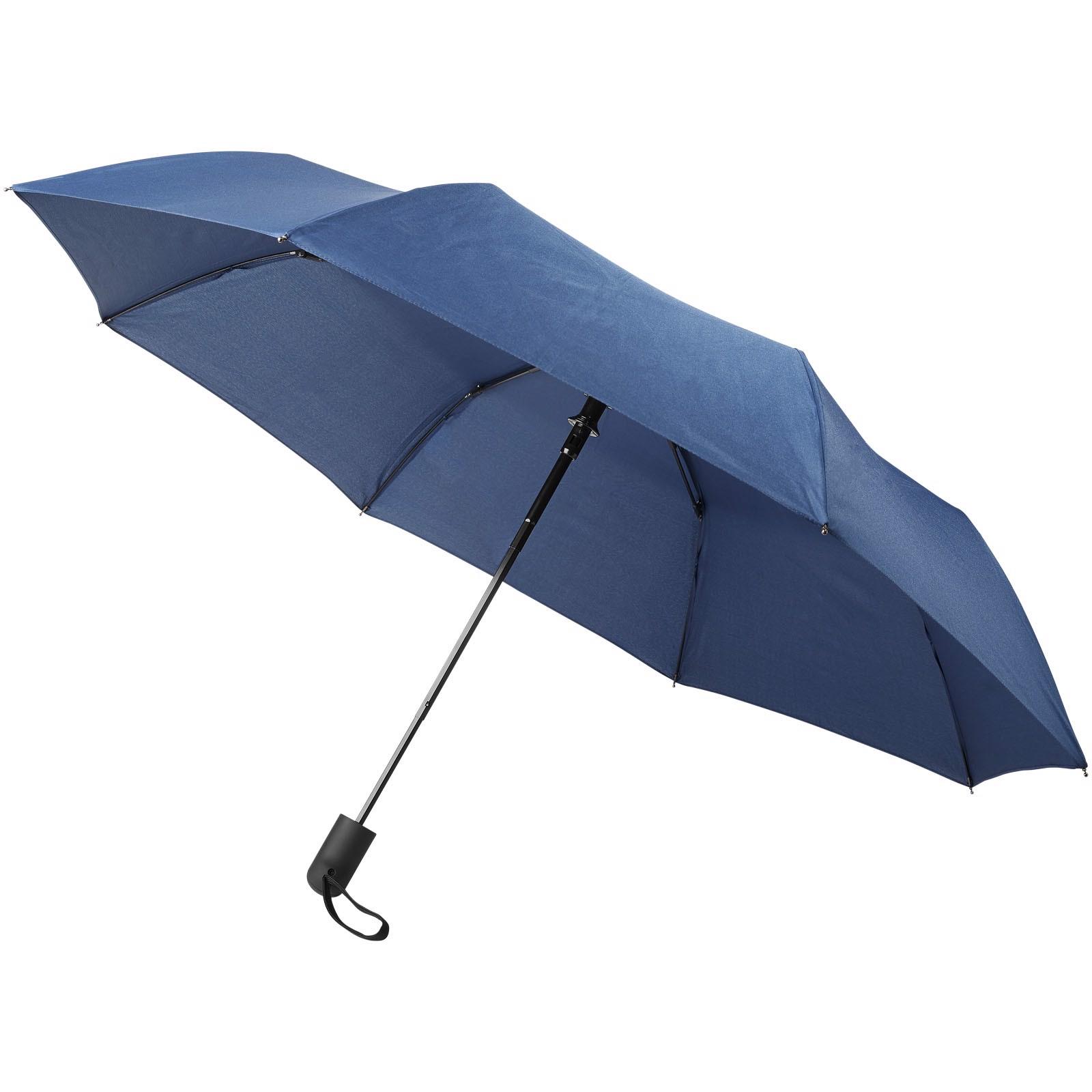 """21"""" deštník Gisele s automatickým otvíráním - Navy"""