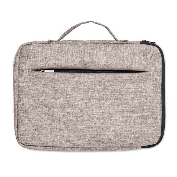 13 inch 600D Laptop bag Slima Bag - Grey