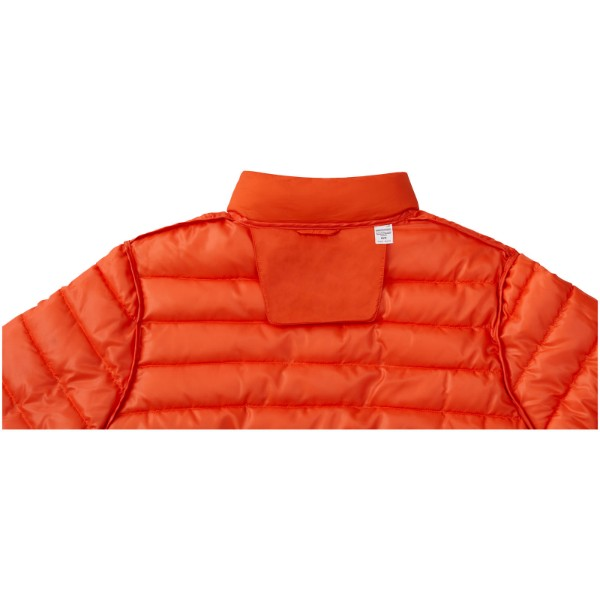 Athenas women's insulated jacket - Orange / XS