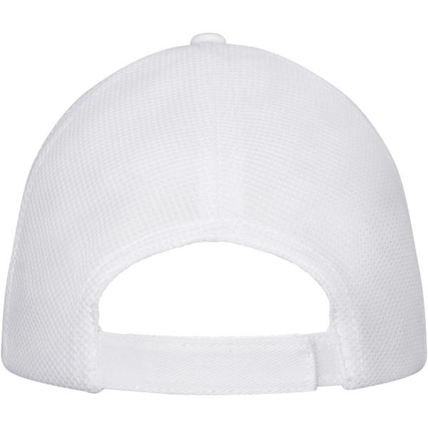 Drake 6panel trucker cap - White